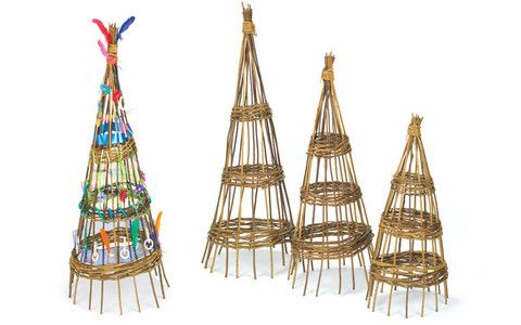 Weaving obelisks from Early Excellence Centre