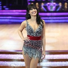 Daisy Lowe at the Strictly Come Dancing Tour 2017 launch photo call