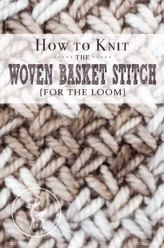 It's Day 23of our 31 Days of Knitting Stitchionary Series and today we are demonstrating thethe Woven Basket Stitch. This stitch was not originally on my list for the 31 days of knitting challenge, but a Vintage Storehouse reader reached out to me about half way though the series asking about this stitch. She was …