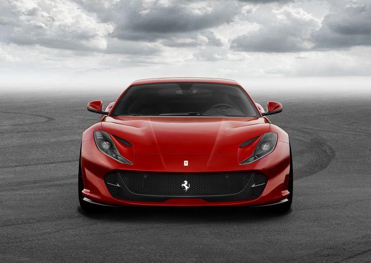 Ferrari 812 Superfast '2017