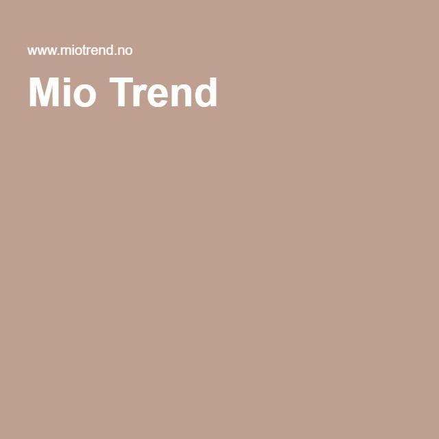 Mio Trend