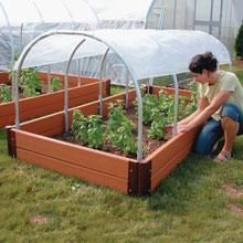 Beautiful Raised Garden Beds And Chicken Coop And Chicken Tractors   Home   Furniture    Garden Supplies