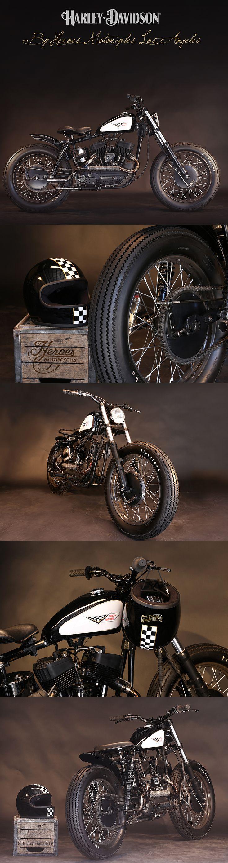 1955 HARLEY DAVIDSON 900cc