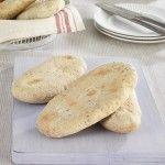 La ricetta del pane senza lievito