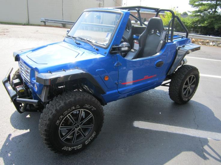 2012 REEPER STREET LEGAL OFF-ROAD ATV 4X4 @William Horn
