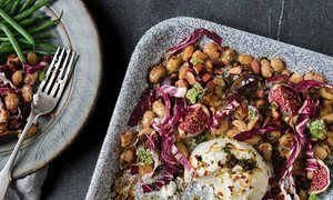 Anna Jones' quick and easy vegetable traybake recipes | The modern cook | Life and style | The Guardian