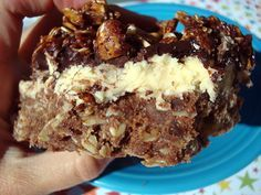 Breakfast Nanaimo Bars Recipe
