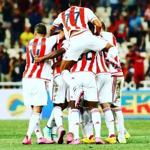 Find how the 2015 - 2016 Superleague Greece has played out so far, and our thoughts on Olympiacos's chances of winning. http://www.soccerbox.com/blog/2015-2016-superleague-greece/ Plus Soccer Box discount code