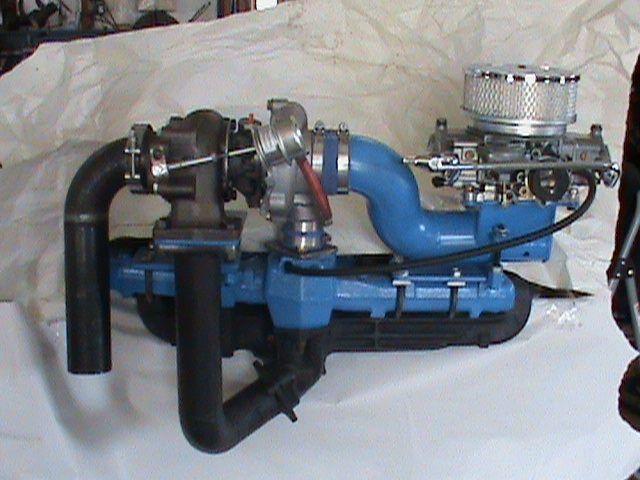 ford inline 6 turbo kit