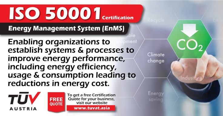 Reduce the cost of energy consumption with ISO 50001 Certification. For further queries how we can assist you: tuvat.asia/get-a-quote, or call Pakistan: +92 (42) 111-284-284 | Bangladesh +880 (2) 8836404 | Sri Lanka +94 (11) 2301056 to speak with a representative. #ISO #TUV #certification #inspection #pakistan #bangladesh #srilanka #lahore #karachi #colombo #dhaka #iso50001