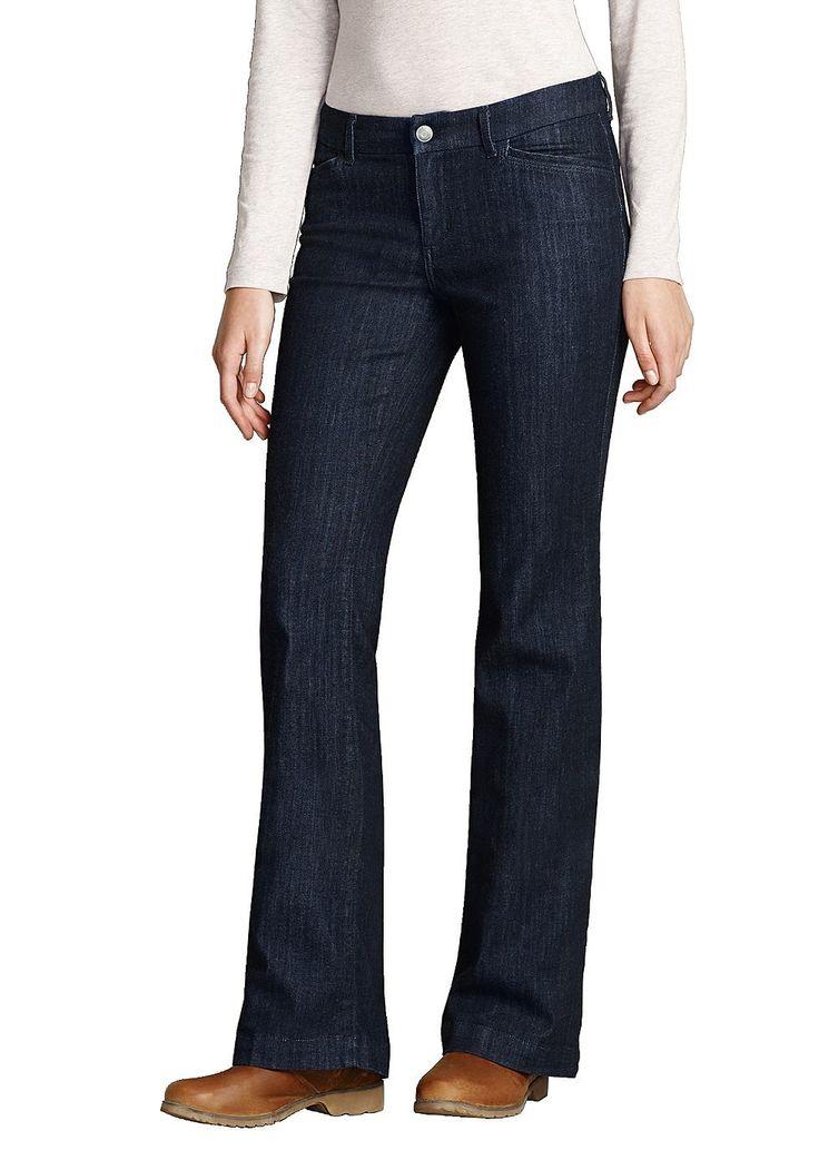 Produkttyp , Gerade Jeans, |Stil , Klassisch, |Bund+Verschluss , Reißverschluss, |Passform , für die kurvige Figur, |Leibhöhe , Bund unterhalb der Taille, |Beinform , weites Bein, |Gesäßtaschen , Mit eingelassenen Taschen, |Saum , durchgesteppt, |Material , Baumwolle, |Materialzusammensetzung , 76% Baumwolle, 22% Polyester, 2% Elasthan., |Pflegehinweise , Maschinenwäsche, | ...