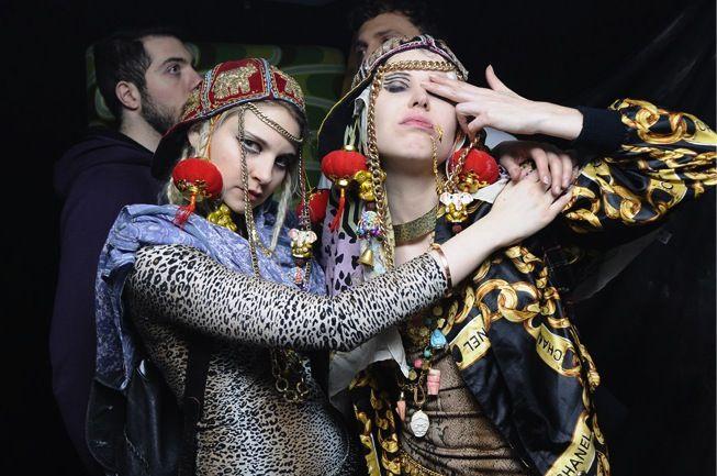 Berlin fashion week A/W 2014