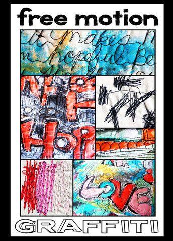 free motion graffiti online class
