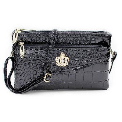2017 Women Vintage Handbag Long Wallet Large Phone Cash Wallets Lady Purse