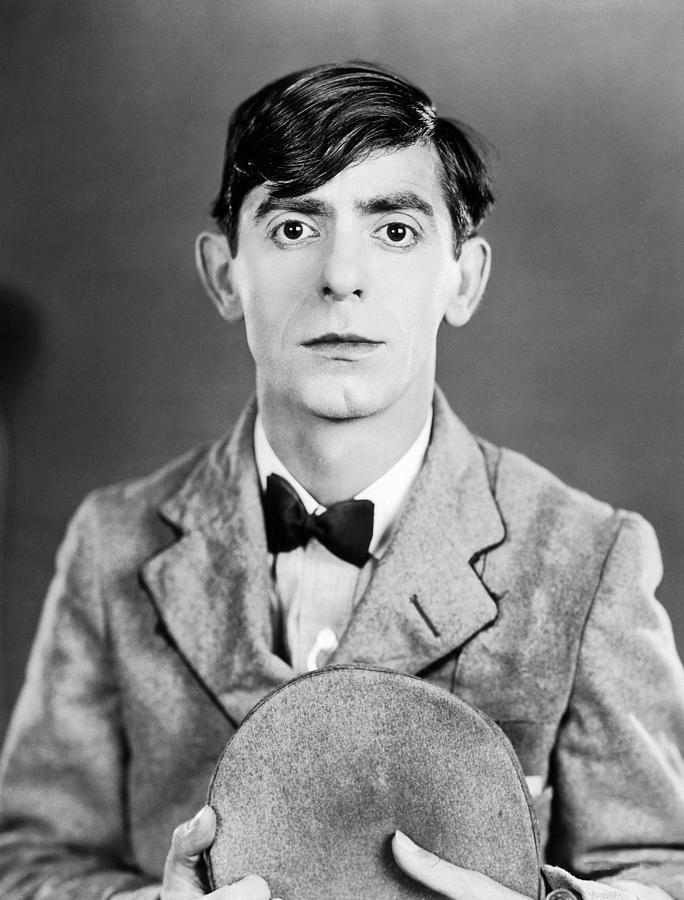 Comedian, dancer, singer, actor, and songwriter, Eddie Cantor (1927).