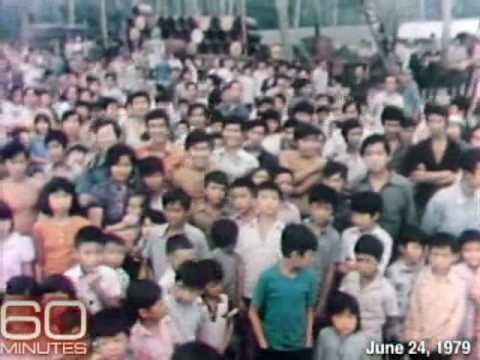 June 24 1979 Vietnamese Boat People - The Price of Freedom - YouTube
