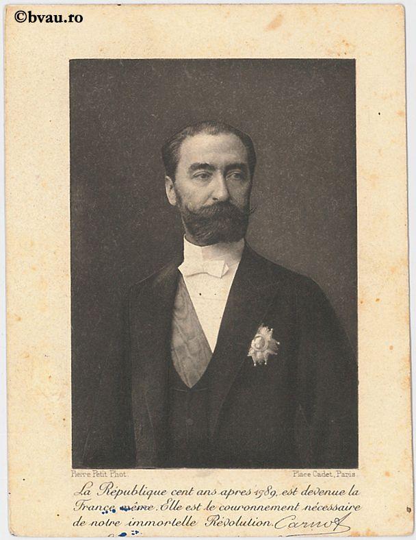 """Adolphe Carnot, Paris. Imagine din colecțiile Bibliotecii """"V.A. Urechia"""" Galați."""
