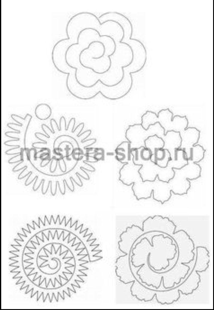 Pin By Jean Auel On Felt Felt Flowers Patterns Felt Flower Template