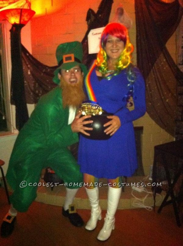 Pregnancy generally limits your day-to-day wardrobe options. But being pregnant during Halloween presents a great opportunity to get extra creative with your costume.