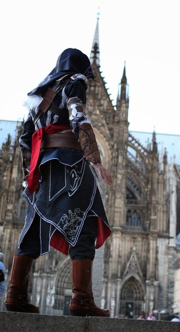 El desván del Freak: Impresionante cosplay de Assassin´s Creed (GALERIA)