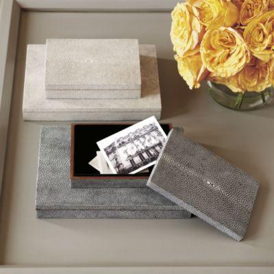 Peyton Lidded Box  | Ballard Designs
