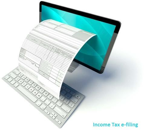 When we file Income Tax Return electronically by the means of Internet, then we call this process as Income Tax efiling.to read more visit http://incometaxefilingstatus.blogspot.in/2016/06/e-filing-income-tax-return.html