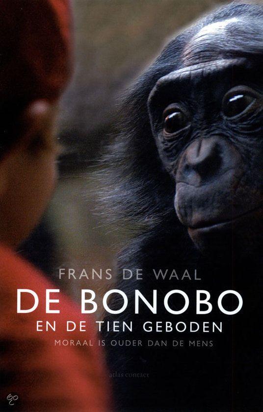de Waal, Frans. De bonobo en de tien geboden. Plaats: 21 DEWA