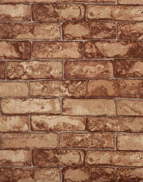 Rustic Brick Textured wallpaper and Modern rustic