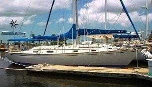 Sailing Winsome Sailboat Charters Daytona Beach