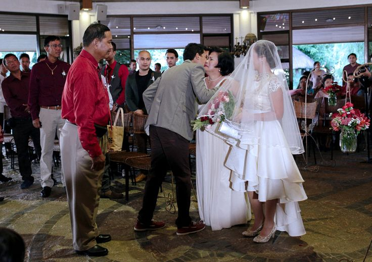 Jezz & Aiza Tagaytay Wedding » A & A Photography
