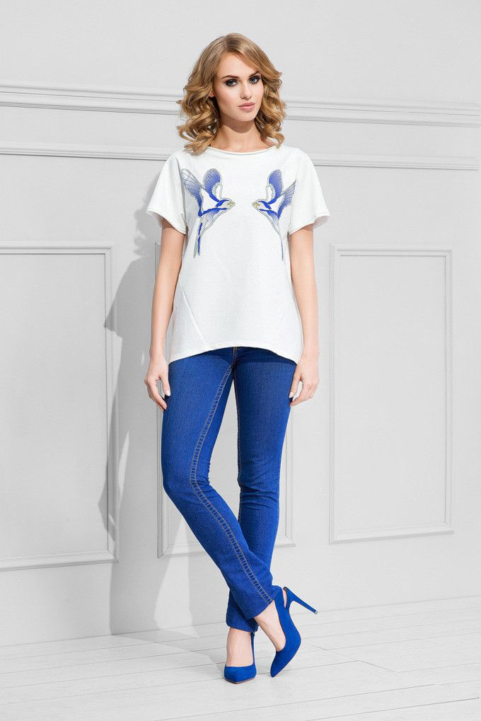 Modna bluzka oversize ● GrandeSaldi