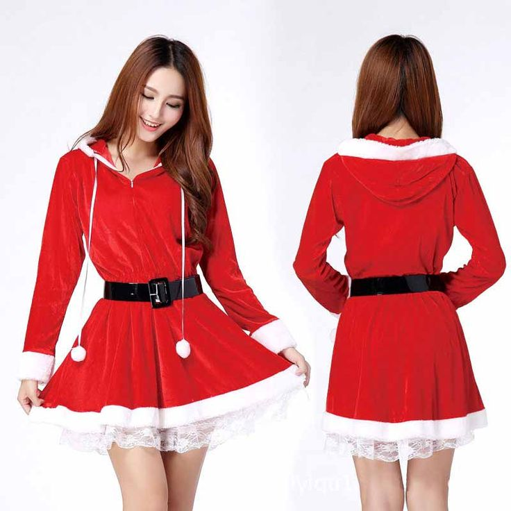 Sexy mrs clause outfits