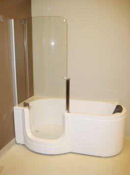 BIANCA  STD-1700 walk in bath