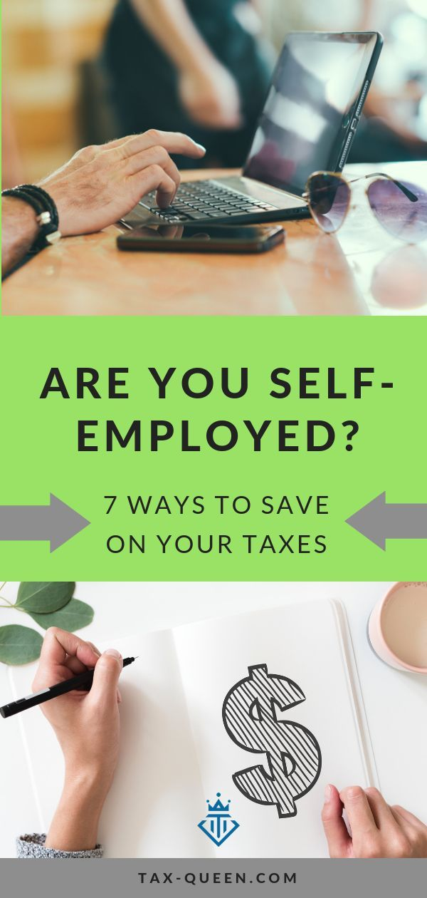 7 Ways To Save On Your Taxes Small Business Deductions Small