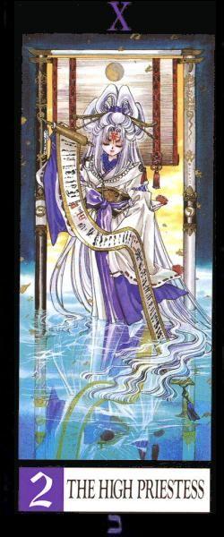 'The High Priestess' (personificado por Hinoto)