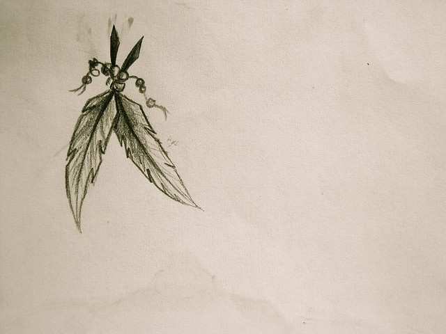 This would be a pretty yet simple tattoo
