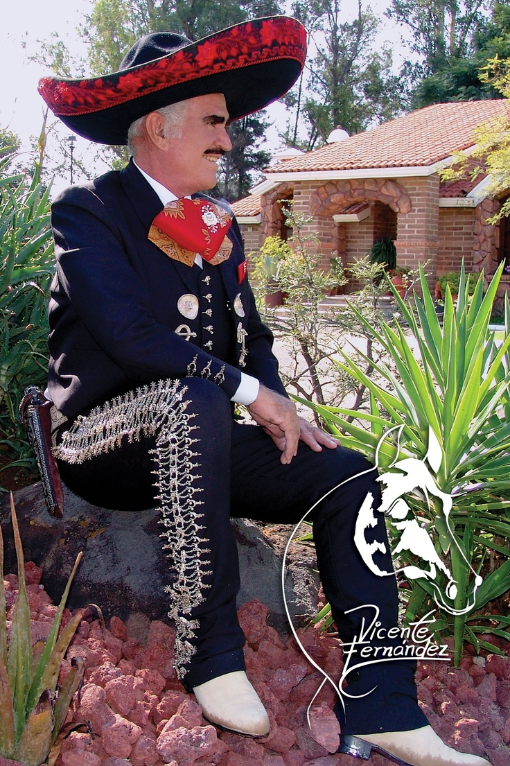 "Univision Radio is proud to debut the newest single from Vicente Fernandez ""La Vida es una Copa de Licor"" - April 9, 2013"