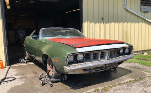Restomod Candidate 1971 Plymouth Barracuda Plymouth Barracuda Plymouth Barracuda