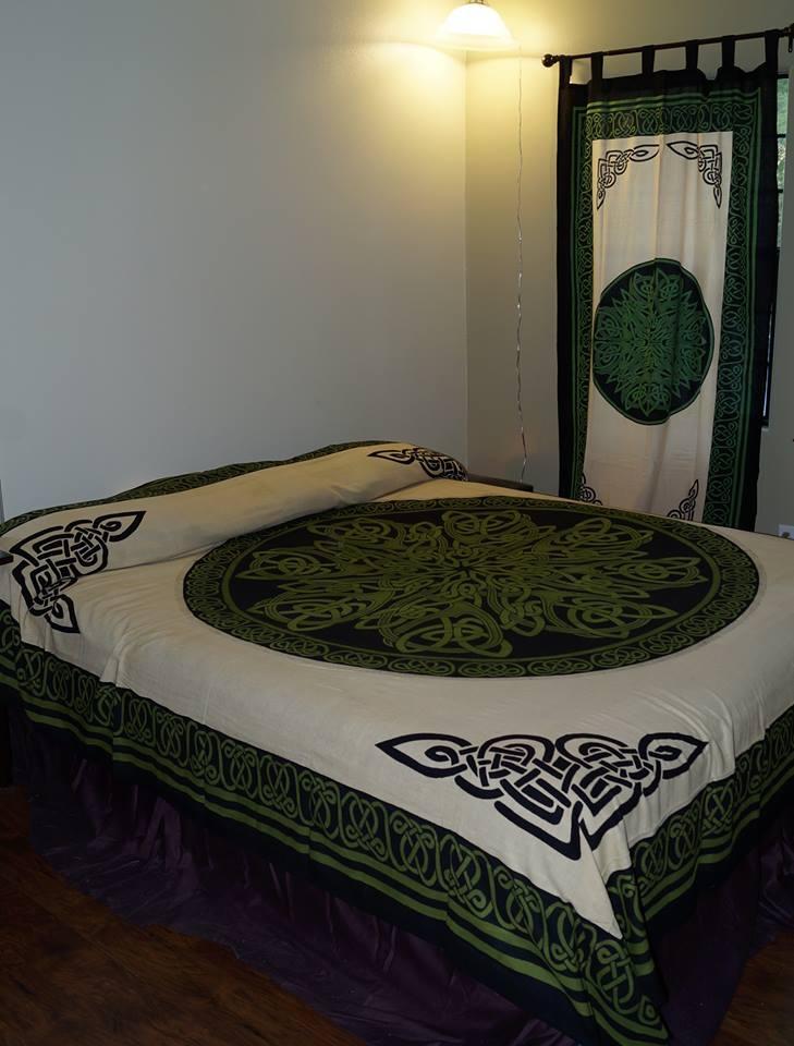 irishceltic bed suit