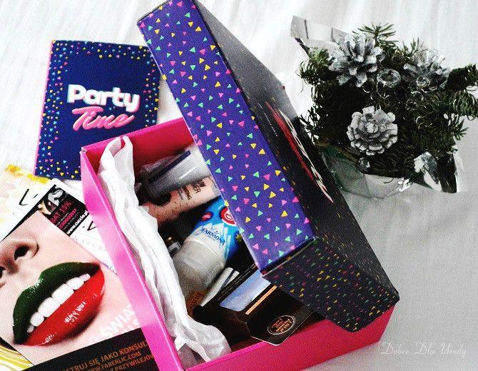 Styczniowy ShinyBox Party Time w końcu i do mnie dotarł :) A Wy swój już zamówiliście? Co sądzicie o zawartości?