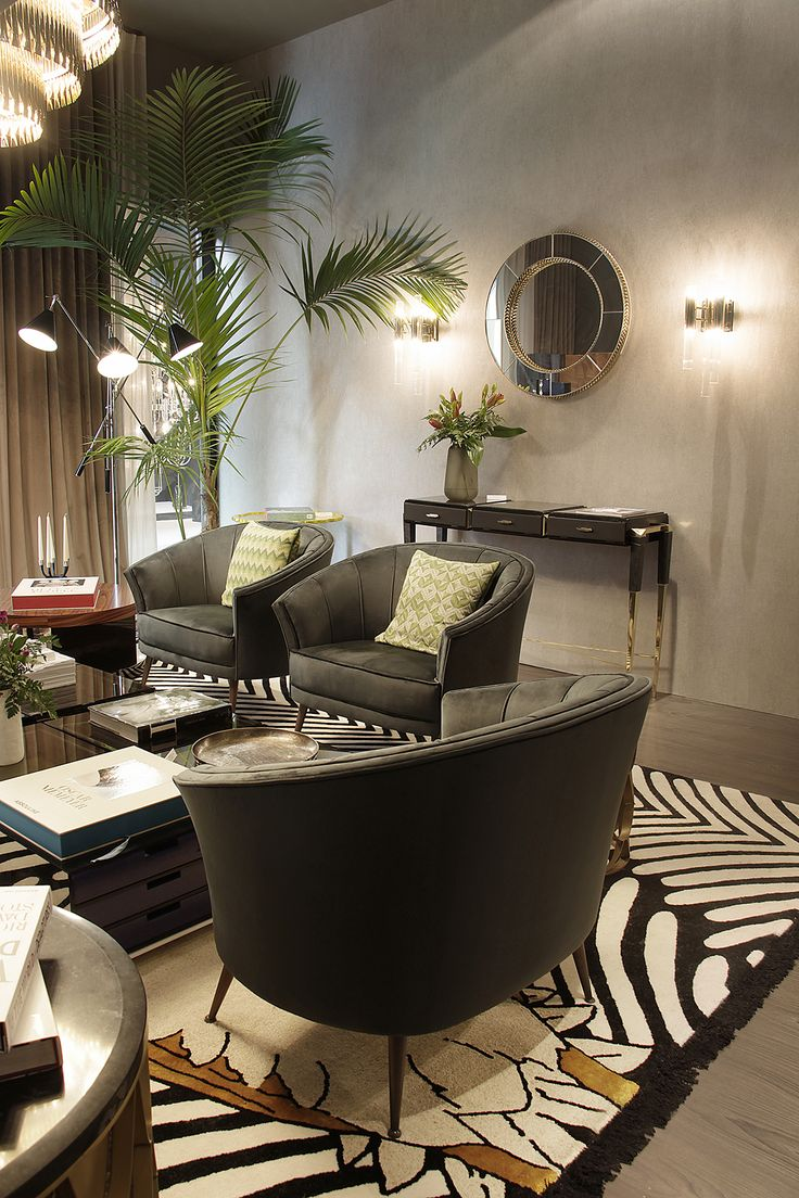 Inspiring and Sophisticated Chairs at Maison et