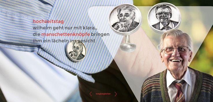 wegbegleiter www.wegbegleiter.com geschenk schmuck hochzeitstag manschettenknöpfe anhänger armbänder medaillons sterling silber