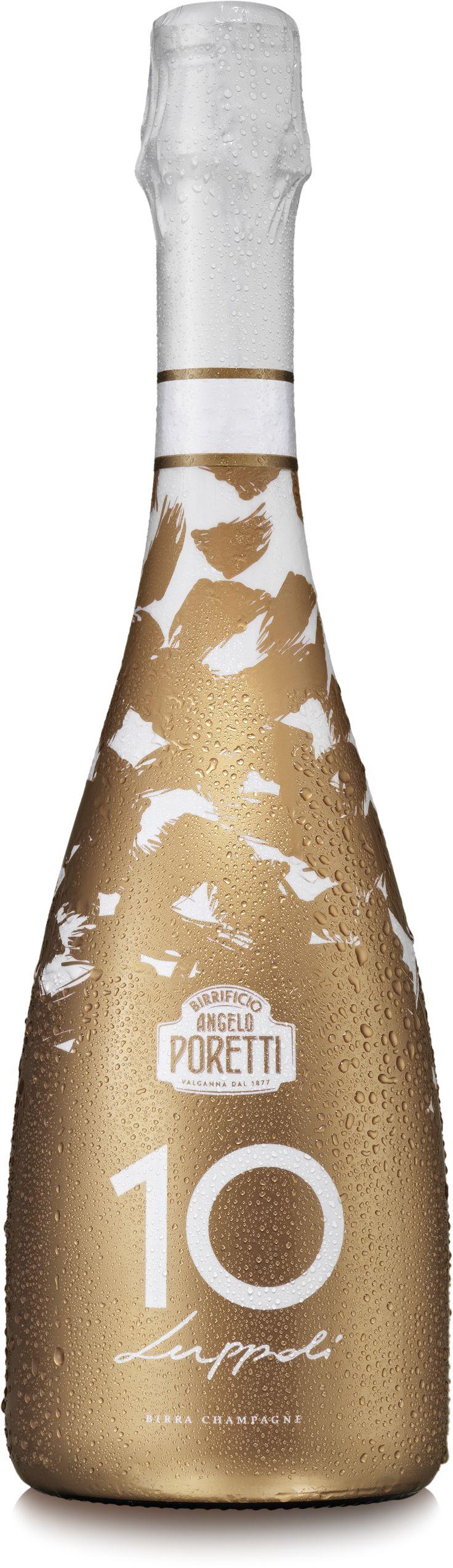 Birra Poretti - 10 Luppoli - Stile Birra Champagne #Sleever