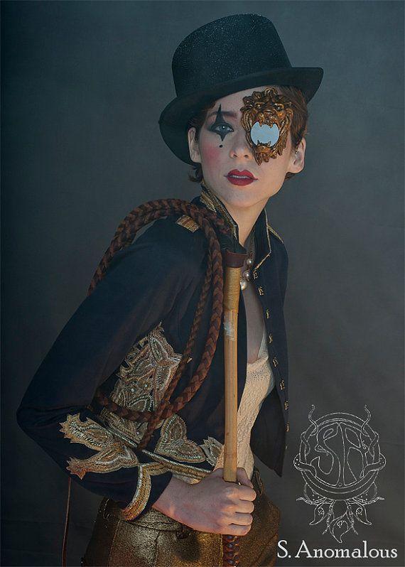 Monocle Prosthetics by Kristen Phillips / S. Anomalous
