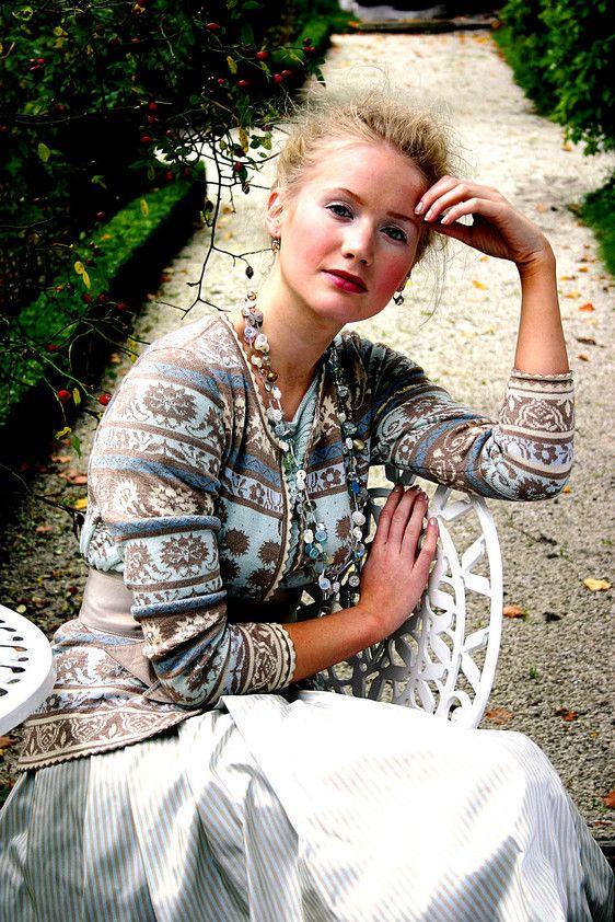 Oleana Clothing | Oleana Norwegian Sweaters, Silk & Merino Wool, Shells, Wristlets, Silk ...