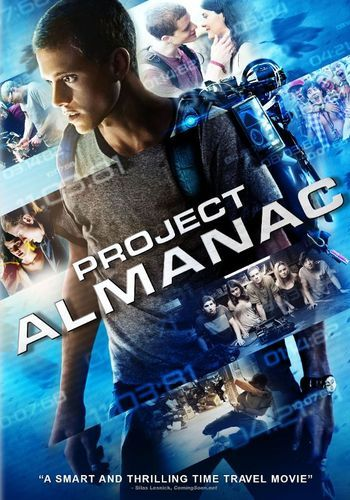 Project Almanac [DVD] [2015]