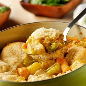 Slow-Cooker Chicken %26 Dumplings: Crock Pot, Cooker Recipe, Slow Cooker Chicken, Food, Slowcooker, Crockpot Recipes, Chicken Dumplings, Chicken And Dumplings