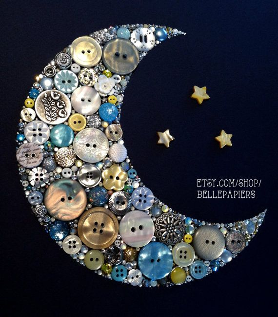 Hey, I found this really awesome Etsy listing at http://www.etsy.com/listing/116438256/button-art-crescent-moon-and-stars-gamma