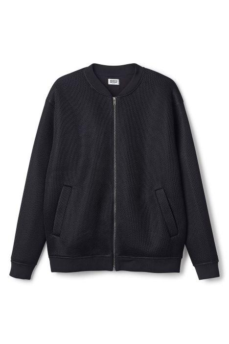 Bomb Zip sweater
