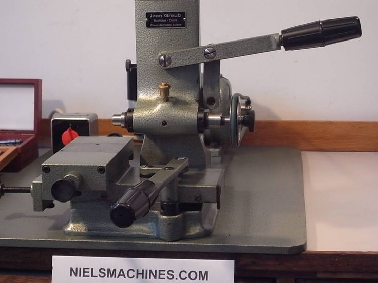 Selling quality tools worldwide, specialized in small lathes and their accessories.